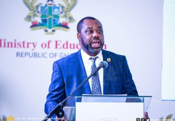 African Countries Must Invest More in Research & Development- Education Minister