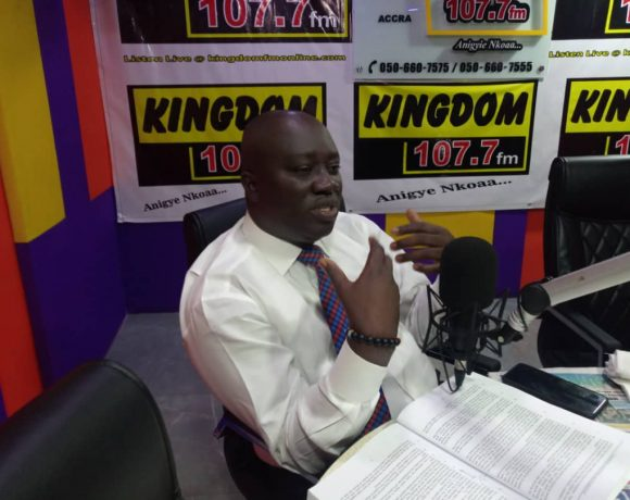 Akufo-Addo Has Improved Agric Sector Than Mahama -Ekow Hayford