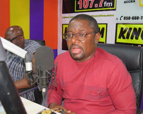 Referendum Halt Is A Victory For NDC - Fred Agbenyo