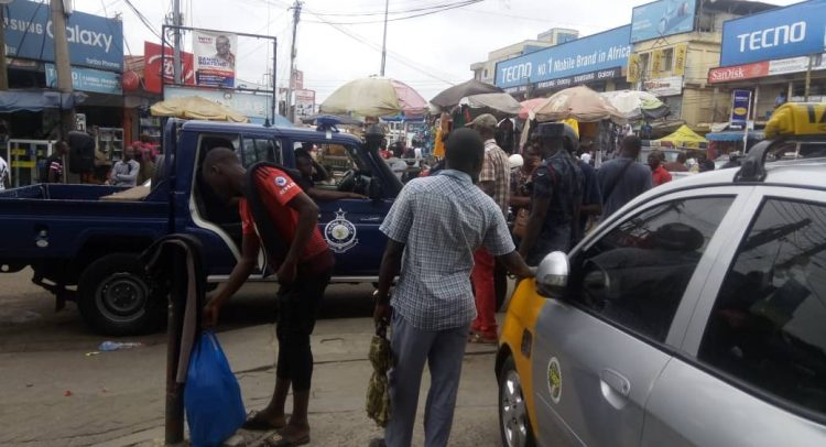 6 Arrested, 3 Injured As Ghanaian, Nigerian Traders Clash