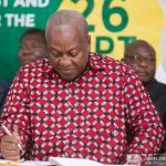 Mahama Breaks Silence Over Jubilee House Meeting With Akufo-Addo