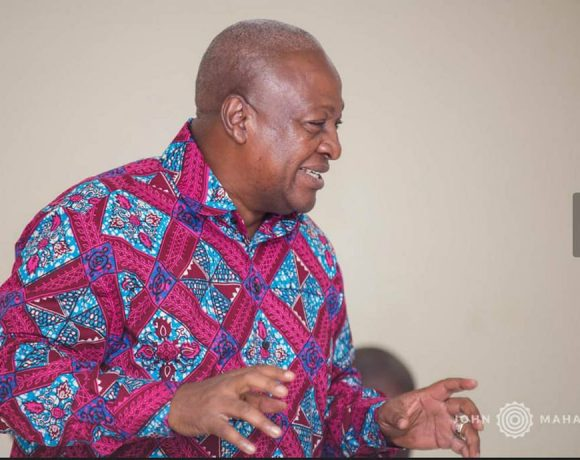 No Journalist Must Be Killed For Fighting Corruption - Mahama
