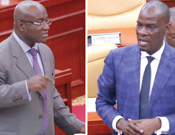 NDC Lied,There Was A Consensus On Referendum At Meeting With Akufo-Addo- Kyei-Mensah Bonsu Speaks