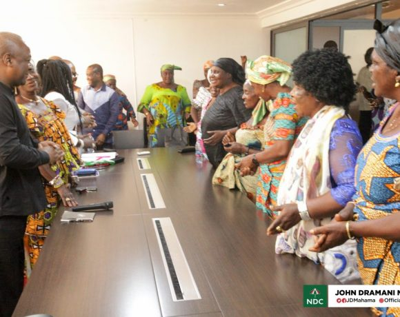 Stop The Party Interference And Allow Landing Beaches To Work – Mahama To Gov't