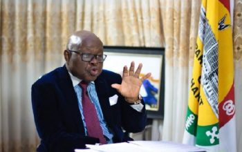 Let's All Get Involve In law Making - Speaker Oquaye