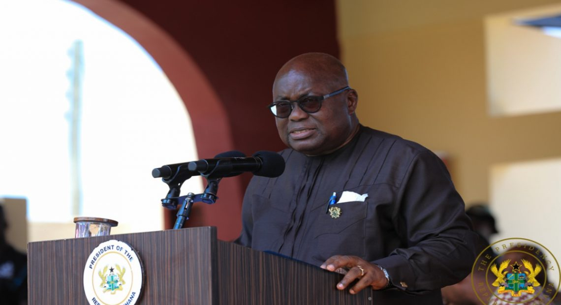 Address To The Nation By The President Of The Republic, Nana Addo Dankwa Akufo-addo, On The Repeal Of Article 55(3) Of The Constitution, And The Conduct Of The Referendum Of 17th December 2019