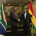 Ghana, South Africa Establish Bi-National Commission For Co-Operation