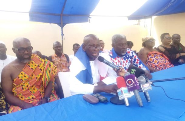 Independent Candidate Joins NPP
