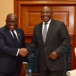 Ghana, South Africa Chart New Course